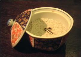 香炉 茶碗
